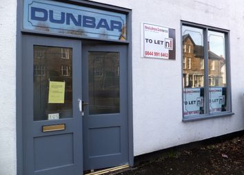 Thumbnail Retail premises to let in High Peak, Whaley Bridge