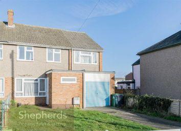 Thumbnail 4 bedroom end terrace house for sale in Macers Lane, Broxbourne, Hertfordshire
