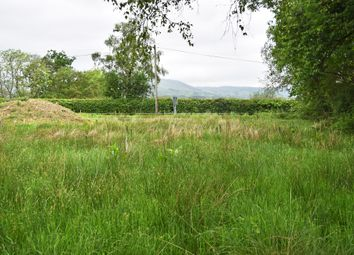 Thumbnail Land for sale in Building Plots Adjacent To Maesywawr, Cefngorwydd, Llangammarch Wells
