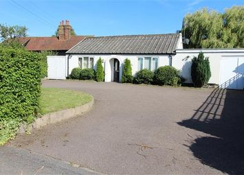 Thumbnail 3 bed bungalow to rent in Ard Maca, Sleapshyde Lane, St Albans