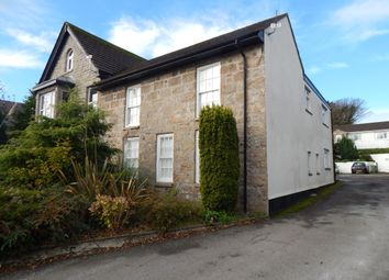 Thumbnail 2 bed flat for sale in Fore Street, Lelant, St. Ives