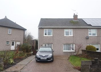 Thumbnail 3 bed semi-detached house for sale in Hill View, Pontllanfraith, Blackwood, Caerphilly