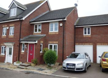 Thumbnail 3 bedroom terraced house for sale in The Forge, Hempsted, Gloucester