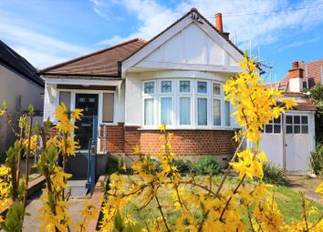 Thumbnail 2 bed detached bungalow for sale in Parkside Crescent, Surbiton