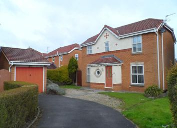 Thumbnail 3 bed detached house for sale in Exeter Drive, Thornton-Cleveleys