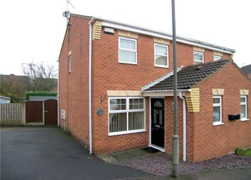 Thumbnail 3 bed semi-detached house for sale in Woodfield Road, South Normanton, Alfreton