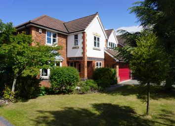 Thumbnail 5 bed detached house for sale in Dashwood Close, Grappenhall Heys, Warrington
