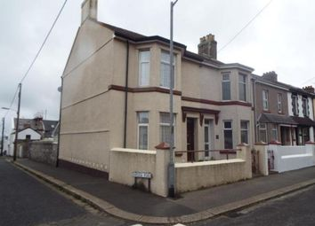 Thumbnail 3 bedroom terraced house for sale in Torpoint, Cornwall