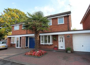 Thumbnail 3 bed link-detached house for sale in Austwick Close, Warwick