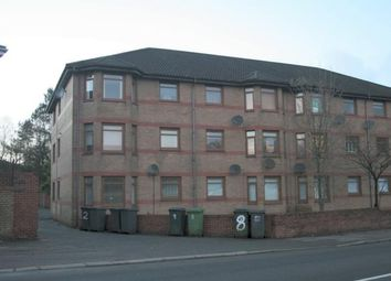 Thumbnail 1 bedroom flat to rent in Park Court, Shotts