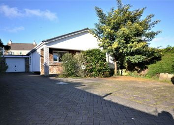 Thumbnail 3 bed detached bungalow for sale in Copes Gardens, Truro, Cornwall