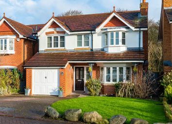Thumbnail 4 bed detached house for sale in Covertside Road, Southport