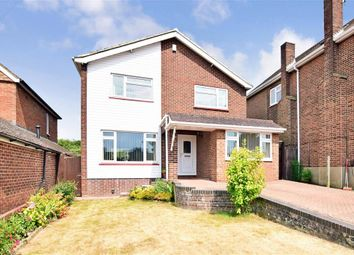 Thumbnail 5 bed detached house for sale in Pattens Gardens, Rochester, Kent