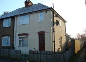 Thumbnail 1 bed flat to rent in Thompson Road, Ipswich