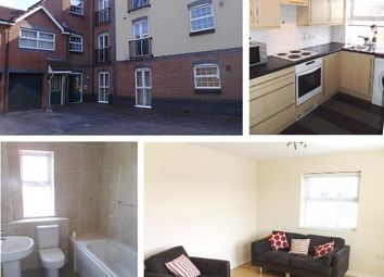 Thumbnail 2 bed flat to rent in St. Austell Way, Swindon