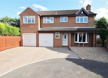 Thumbnail 5 bed detached house for sale in Darfield Avenue, Owlthorpe, Sheffield