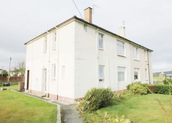 Thumbnail 2 bed flat for sale in 2, Cairnhill Place, New Cumnock KA184Jl
