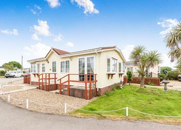 Thumbnail 2 bed bungalow for sale in Tremarle Home Park, North Roskear, Camborne