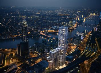Thumbnail Block of flats for sale in Damac Tower, London