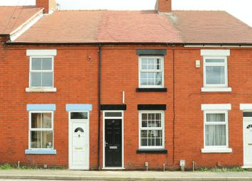 Thumbnail 2 bed terraced house for sale in Grove Street, St. Georges, Telford