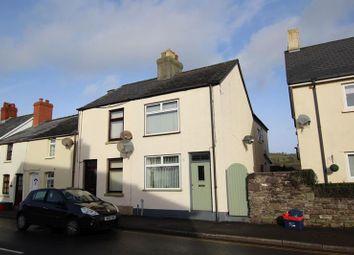 Thumbnail 3 bedroom end terrace house for sale in Newgate Street, Llanfaes, Brecon