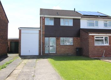 Thumbnail 3 bed semi-detached house to rent in Harrington Road, Stockwood, Bristol