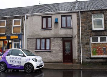 Thumbnail 4 bed terraced house for sale in Gelligaled Road, Ystrad, Pentre