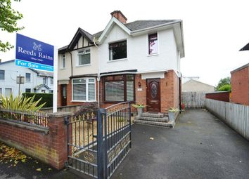 Thumbnail 2 bed semi-detached house for sale in Castlereagh Road, Belfast