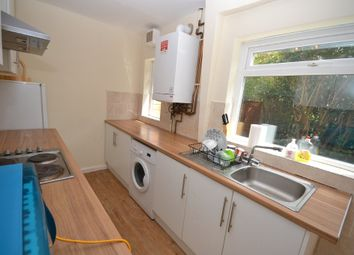 Thumbnail 2 bed semi-detached house to rent in Anslow Avenue, Beeston, Nottingham