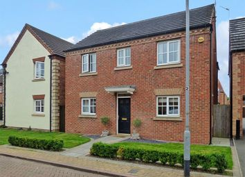 Thumbnail 4 bedroom detached house to rent in Grayson Mews, Chilwell, Nottingham