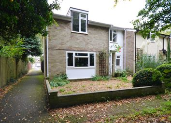 Thumbnail 3 bed end terrace house to rent in Clayton Close, Hartley Wintney, Hook