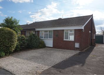 Thumbnail 2 bed semi-detached bungalow for sale in Hillyard Road, Southam