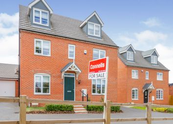 Thumbnail 5 bedroom detached house for sale in Laverton Road, Hamilton, Leicester