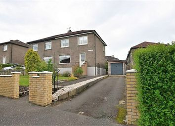 Thumbnail 3 bedroom semi-detached house for sale in Bogs View, Bellshill