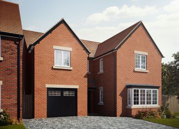 "Thumbnail 4 bedroom detached house for sale in ""The Sharnbrook"" at Holden Close, Biddenham, Bedford"