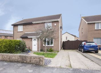 Thumbnail 3 bed semi-detached house for sale in Lea Close, Undy, Caldicot