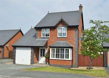 Thumbnail 3 bed detached house for sale in 3, Heatherwood, Forden, Welshpool, Powys