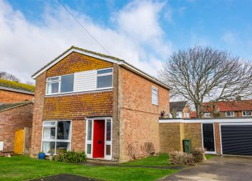 Thumbnail 3 bed detached house for sale in Greenwell Close, Seaford