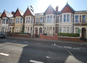Thumbnail 5 bed terraced house to rent in Heathfield Avenue, Cardiff