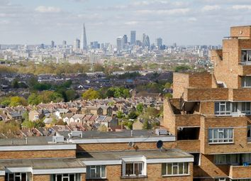 Thumbnail 3 bed flat for sale in Overhill Road, London