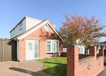 Thumbnail 3 bed detached bungalow for sale in Briarwood Avenue, Thorneywood, Nottingham