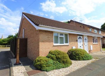 Thumbnail 1 bed semi-detached bungalow for sale in The Willows, Quedgeley, Gloucester