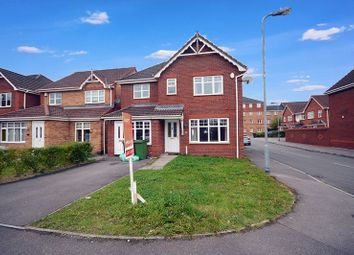 Thumbnail 3 bed detached house to rent in Glan Rhymni, Pengham Green, Cardiff