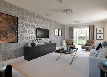 "Thumbnail 5 bed detached house for sale in ""The Marsham"" at Wharfedale Avenue, Menston, Ilkley"