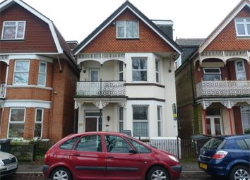 Thumbnail 1 bedroom flat for sale in Borthwick Road, Boscombe, Bournemouth