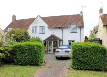 Thumbnail 2 bed semi-detached house for sale in Newhouse Road, Bovingdon, Hemel Hempstead