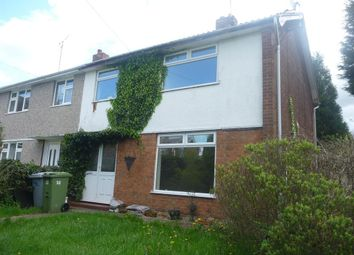 Thumbnail 3 bed semi-detached house to rent in Hardwick Avenue, Rainworth, Mansfield
