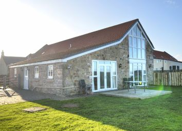 Thumbnail 4 bed barn conversion for sale in East Farm Steading, Swinhoe, Northumberland