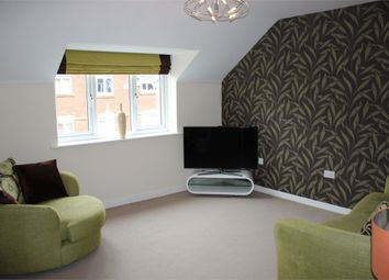 Thumbnail 2 bed flat to rent in Trinity Road, Edwinstowe, Mansfield, Nottinghamshire