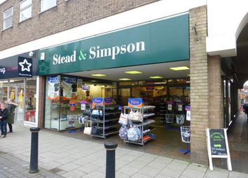 Thumbnail Retail premises to let in 14 Green End Whitchurch, Shropshire